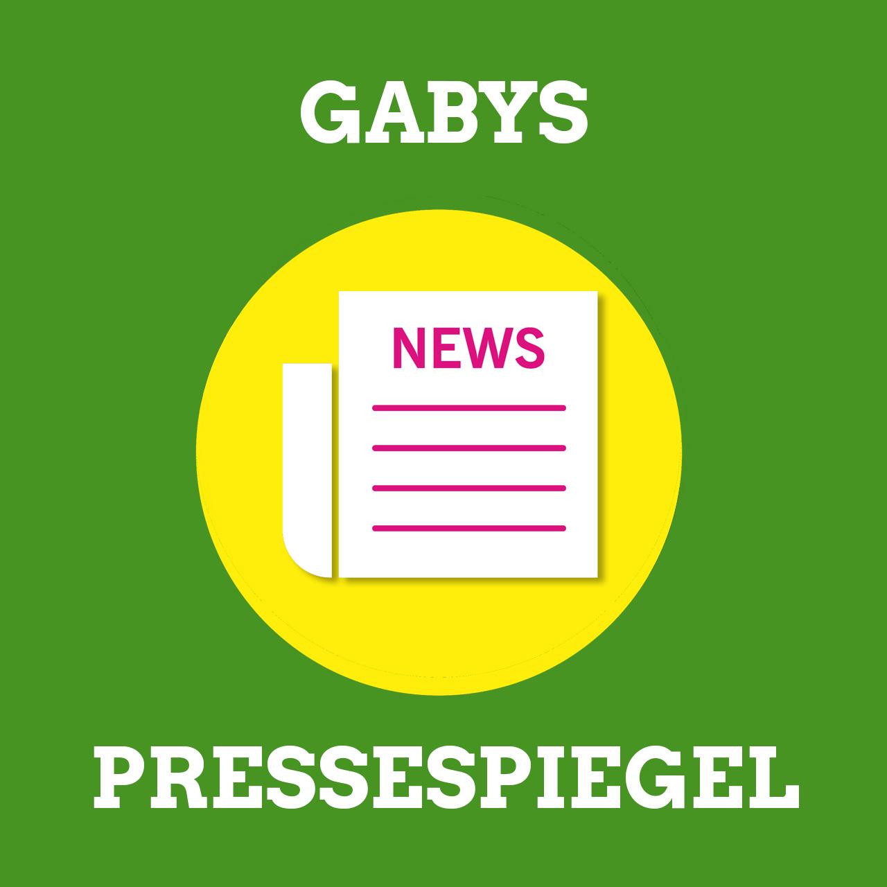 Gabys Pressespiegel (Januar)