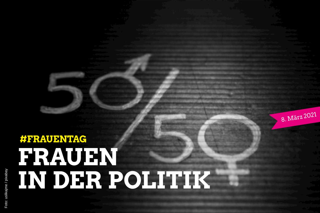 Frauen in der Politik in Uedem und Umgebung